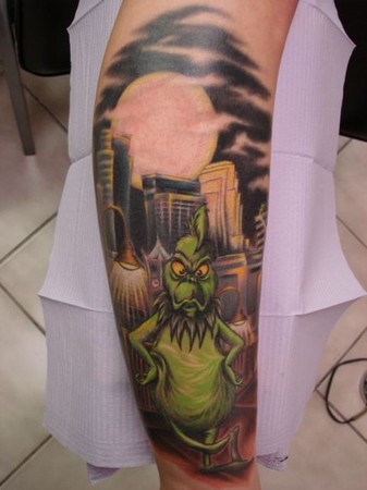 Skyline MN Tattoos Image Results