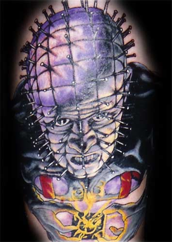 Size:800x568 - 51k: Horror Tattoos