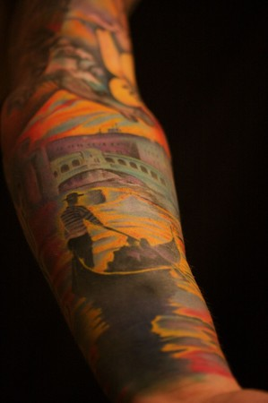 looking for unique tattoos detail italy full sleeve