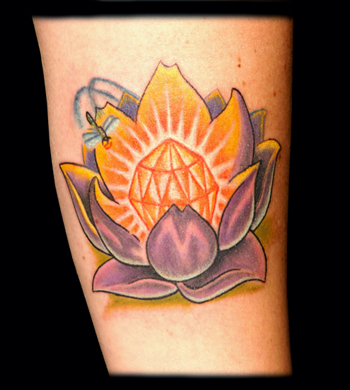 People who go for the Lotus tattoo should go through its meaning first.