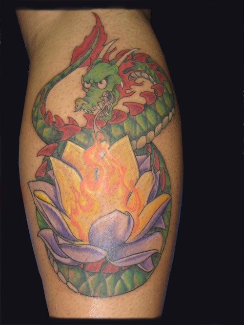 up for an account at an online tattoo gallery. These websites allow you