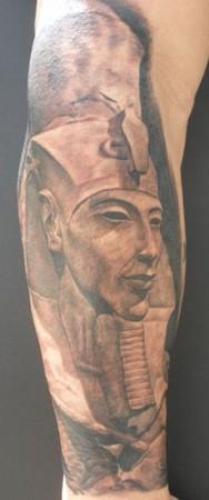 Akhenaten tattoos