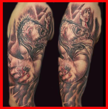 Home Design Photo Gallery on Everything For Your New Tattoo  New Gallery Religious Tattoos