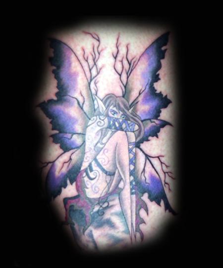 dark fairy tattoos tattoo lawas. Black Bedroom Furniture Sets. Home Design Ideas