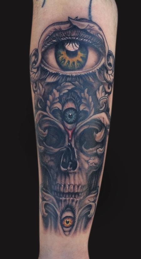 Third Eye Tattoo: TattooNOW's Best Top Tattoo Artists