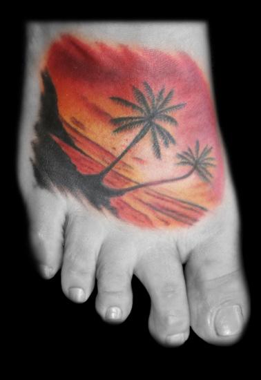 Tropical Tattoos