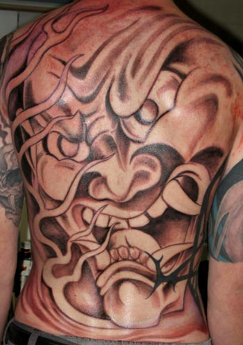 Japanese Tattoo Art Power