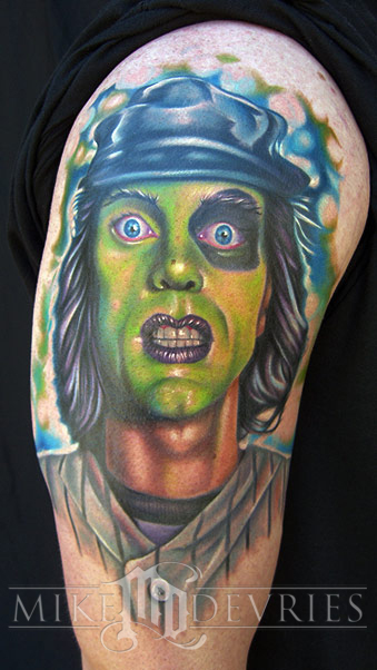 Tattoos. Tattoos Color. The Warriors. Now viewing image 245 of 290 previous
