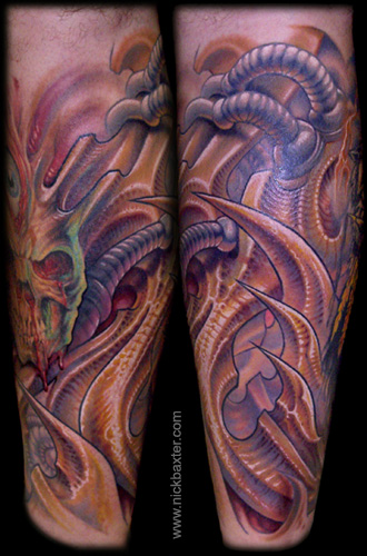 Nick Baxter Biomech Nick Baxter Biomech Large Image Leave Comment