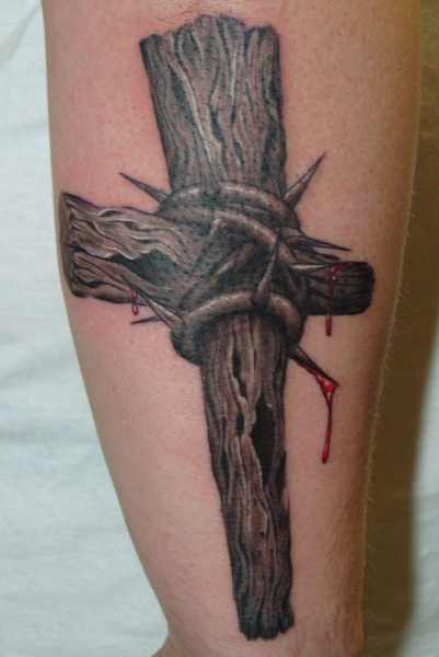 Style Tattoo Nice Cross Tattoo Designs - Music Blog