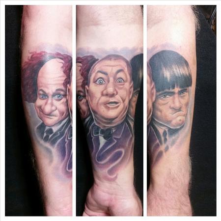 Matt stines tattoonow for Tattoo shops in champaign il