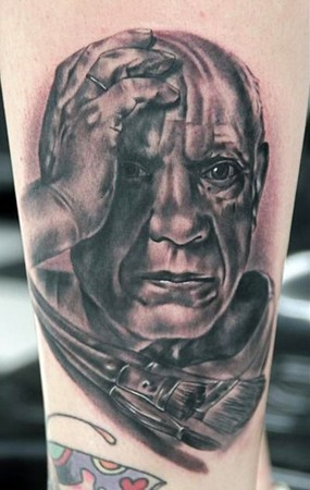 Tattoos 39967 for Picasso tattoo artist