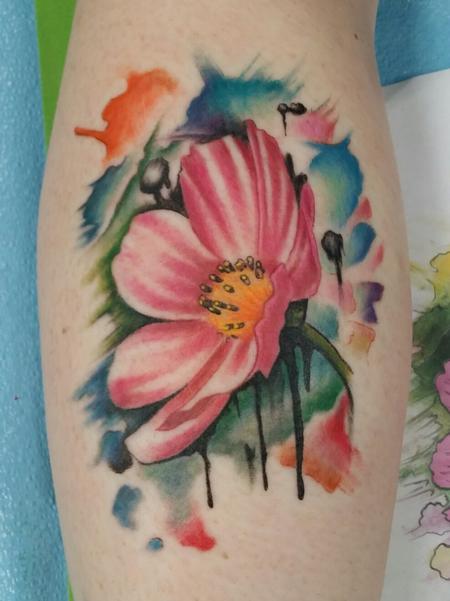 Blake martyn dow tattoonow for Best tattoo artists in spokane