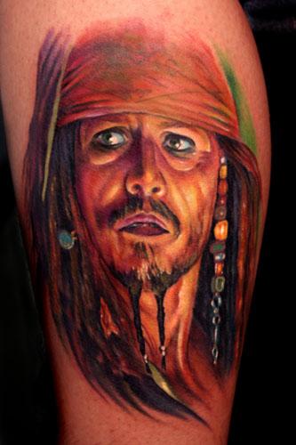 capt jack sparrow tattoos. Jack Sparrow