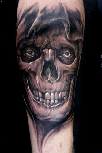 Looking for unique Music tattoos Tattoos? Misfits skull I drew up