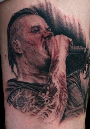 phil anselmo. Placement: Arm Comments: pantera front man phil anselmo