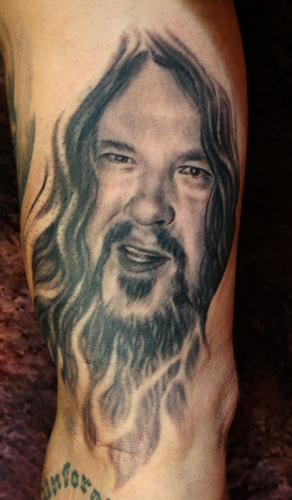 Phil Young - Dimebag Large Image Leave Comment. Tattoos. Tattoos Realistic