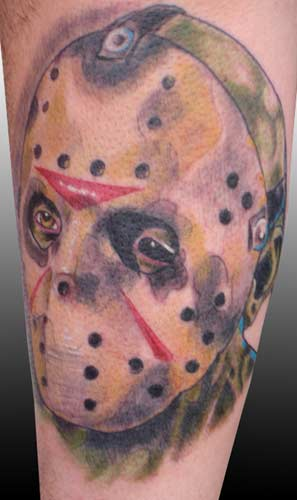 Tattoos Movie Horror. Jason. Now viewing image 1 of 1 previous next