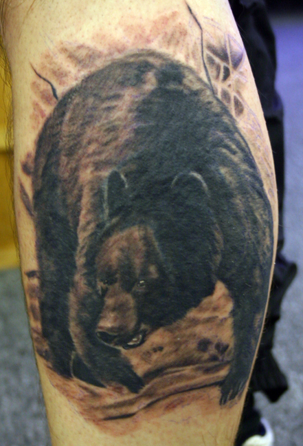 Tattoos? Black Bear Cover