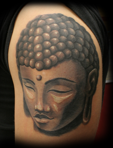 Buddhist tattoos popular in Thailand
