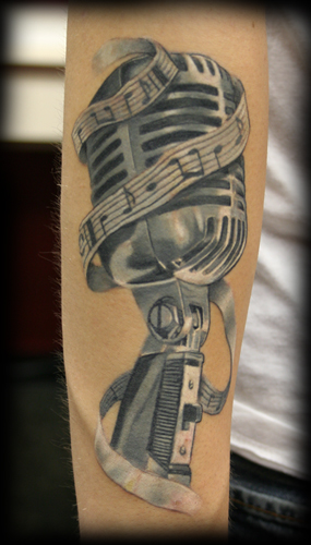 music tattoos. Music Tattoos,