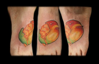 Mango : Tattoos