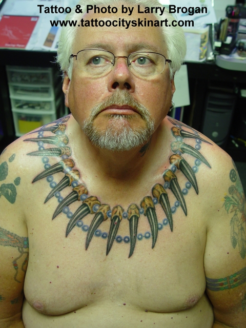Native American Tattoo Pics native american bear claw native american bear