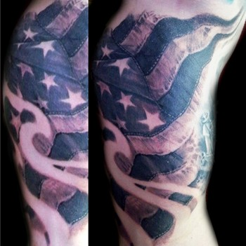 Looking for unique Black and Gray tattoos Tattoos? flag