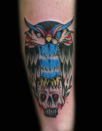 Looking for unique Tattoos? Owl.