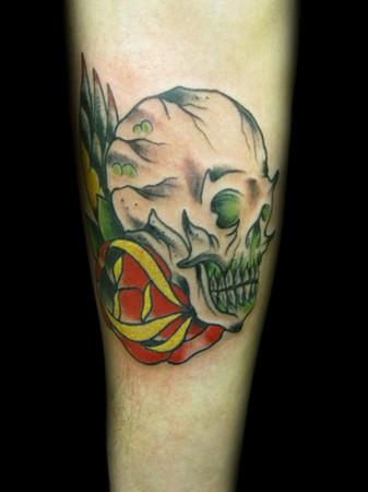 Tattoo design tattoo rob for Rob dyrdek tattoos