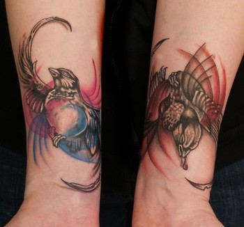 Love Tattoos Couples on Tattoos   Johnny Love   Page 1   Love Birds