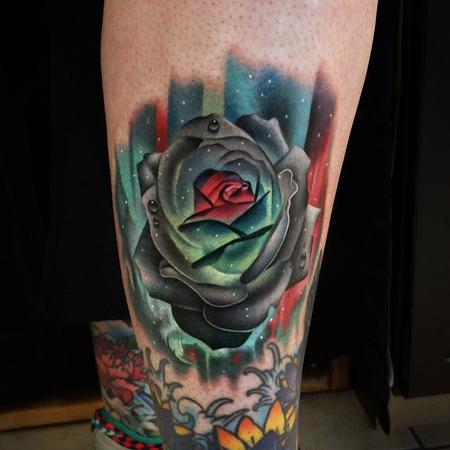 Andres acosta tattoonow for Tattoo shops in castle rock