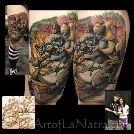 frank la natra tattoonow