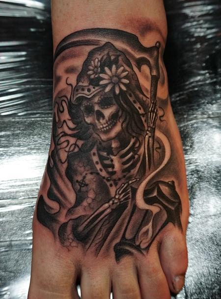 Tyler andrews tattoonow for Tattoo shops tyler tx
