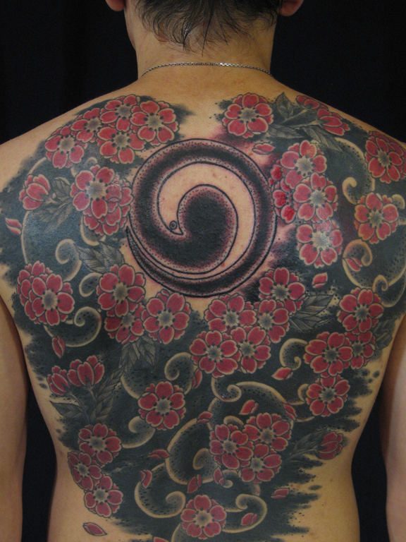 tattoo back pieces. Full Back Piece Japanese