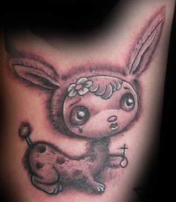 Comments: Mark ryden tattoos, black and gray tattoos