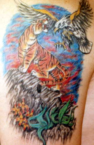 Eagle Tattoos Tattoo Designs: SEE the world's greatest collection of tattoo