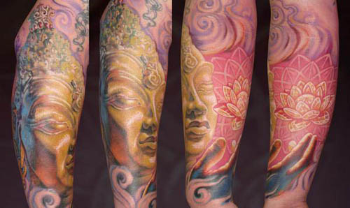 An experience of a life time. Keyword Galleries: Color Tattoos,