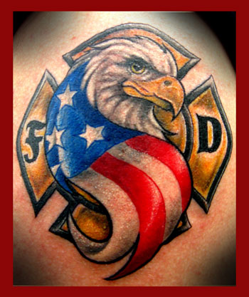 Keyword Galleries: Color Tattoos, Ethnic American Tattoos, Memorial Tattoos,