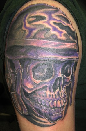 celebrity tattoos 003. omega skull soldier tattoo. celebrity tattoos 003,