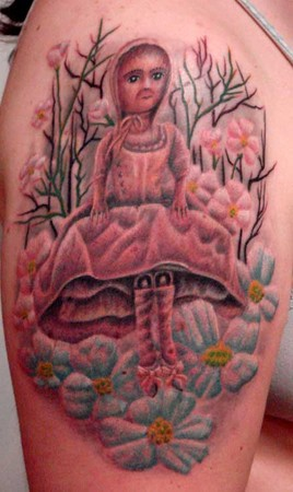 Keyword Galleries: Color Tattoos,