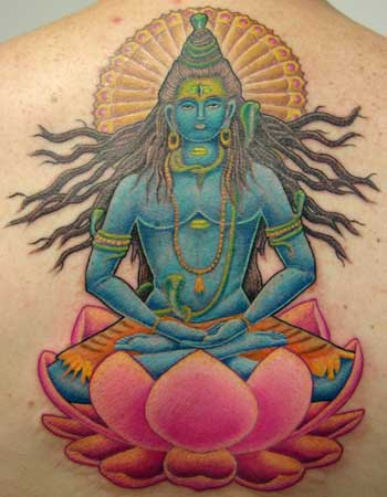 shiva tattoos