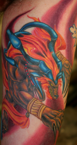 Tim Harris - Jakki Frosts Werewolf Leave Comment. Tattoos. Tattoos Fine Line