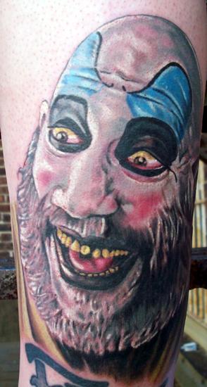 Julio Rodriguez - capt spaulding. Leave Comment. Tattoos