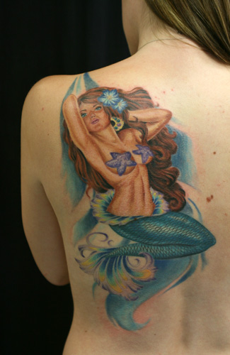 Jesso of Fallen Angel Tattoo will be teaching a seminar about Pin Ups. This