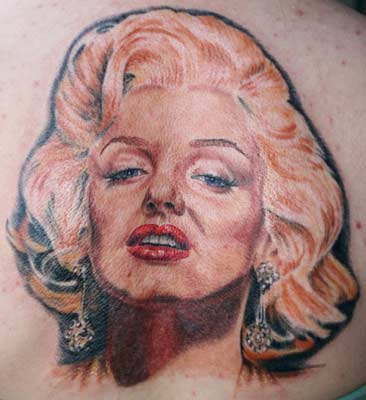 If joo thought Megan Fox's Marilyn Monroe Tattoo was Estoopid…