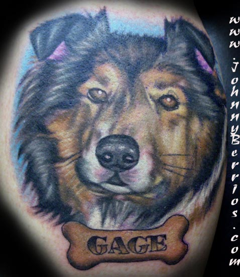 ... email this page to a friend this is a memorial tattoo done on a very