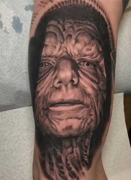 In Progress - Oak Adams Star Wars Progress Sleeve, Sidious