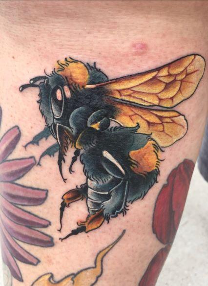 Wings - Tori Loke Bumble bee