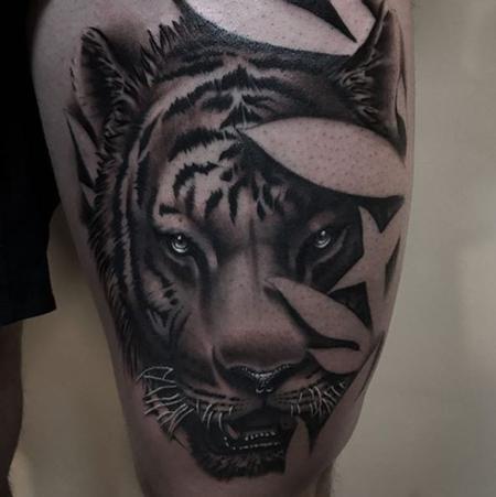 tattoos/ - Tiger - 136144